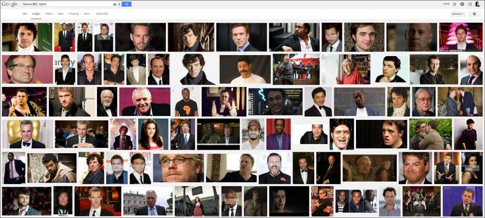 Famous BBC Actors