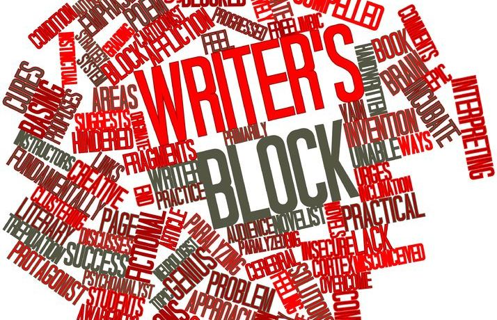 5 Ways to Banish Writer's Block