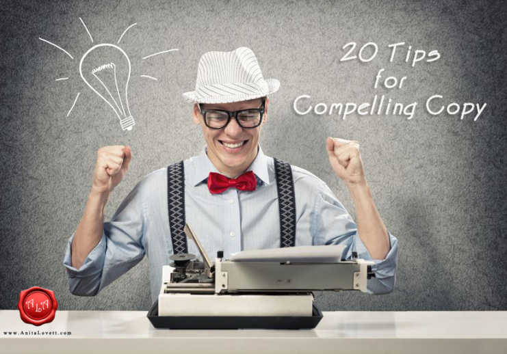 20 Tips for Creating Compelling Copy