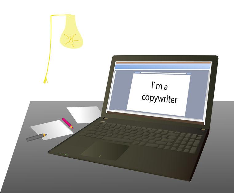 A copywriter