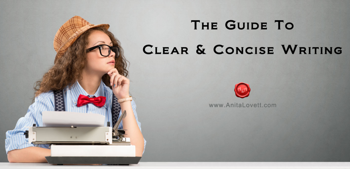 The Guide to Clear and Concise Writing
